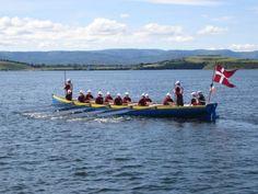 Atlantic Challenge Ireland, the Danish team.