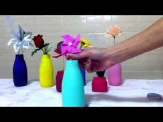 Como Decorar uma Garrafa ou Pote de Papinha Reciclável com Balão