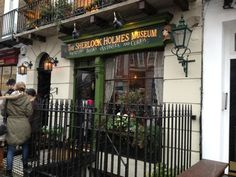 221b Baker Street i City of Westminster, Greater London