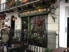 221b Baker Street i City of Westminster, Greater London
