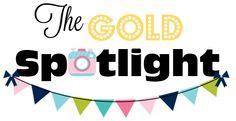 the gold spotlight