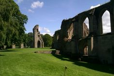 Glastonbury Abbey in Glastonbury, Somerset