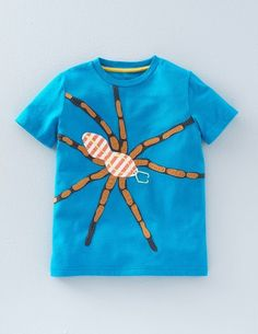 Big Appliqué T-shirt 21890 Tops & T-shirts at Boden