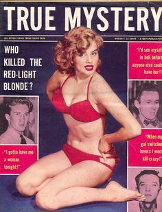 True Mystery, August 1956.