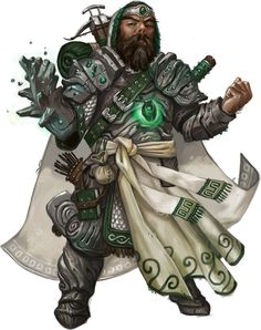 Dwarven Earth Lord