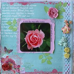 a rose by any other name - Scrapbook.com
