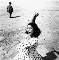 Los gitanos // The gypsies (by Lucien Clergue)