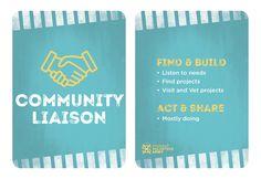 Project Team Role - Community Liaison