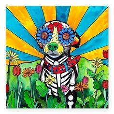 Nacho the Chihuahua Sticker