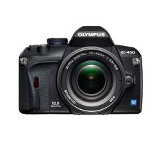 Olympus Evolt E-450 10MP Digital SLR Camera w/ 14-42mm f/3.5-5.6 Lens >>> To view further for this item, visit the image link.