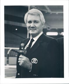 Pat Summerall * Famed football play-by-play announcer.