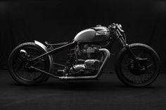 Erick Runyon Photographs. Bike by Castrol Moto.