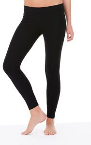 This must-have, Bella+Canvas Jersey Legging for everyday wear is made from combed and ring-spun cotton and spandex for a comfortable stretch. Legging, Bella Canvas, How To Do Yoga, Spandex, American Apparel, Pilates, Couture, Tights, Athletic
