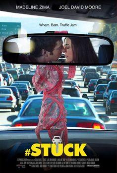 Sikisik - Stuck - 2012 - HDRip Film Afis Movie Poster