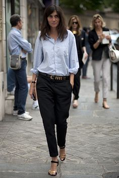 10 Tips To Dressing Like A French Girl
