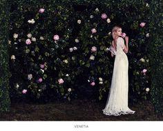 2016 Bridal Campaign - Jenny Packham