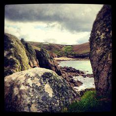 Nanjizal Beach Cornwall, Discovery, Social Media, Landscape, Beach, Places, Travel, Instagram, Scenery