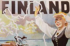 Hurmaava Come to Finland -näyttely Kansallismuseossa | Unelmatrippi