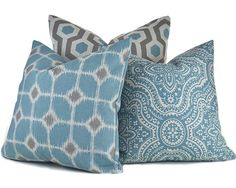Pillow Covers ANY SIZE You Choose Decorative by MyPillowStudio