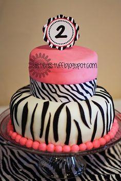 Zebra party