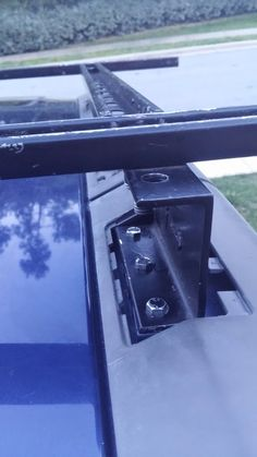 Superstrut No-Weld DIY Roof Rack- - Honda Element Owners Club Forum Your design can become reality with the Sarnafil Décor Roof System. The ideal choi. Van Roof Racks, Truck Roof Rack, Diy Roofing, Steel Roofing, Roofing Shingles, Roofing Felt, Shed Roof, House Roof, Honda Element Accessories