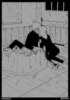 NaruSaku - Kiss of Hokage by Kwon9106