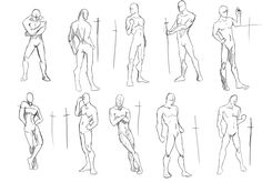 drawing templates women - Google Search
