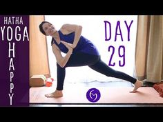 Day 29 Hatha Yoga Happiness: Practice Acceptance and Surrender - YouTube