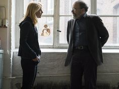 The Litvinov Ruse is one of the better episodes of this hot/cold season of Homeland