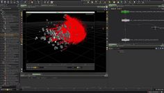 Particle Logo Explode Tutorial for Houdini: In this tutorial, you'll learn how to create a particle logo explosion using Houdini 13 Particles, Rigid Body Dynamics, and Packed Primitives.