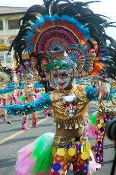 . Manila, Masskara Festival, Bacolod City, Philippines Culture, Samba, More Fun, Caribbean, Tourism, Captain Hat