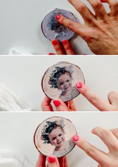 Learn how to Transfer your Photos onto Wood — Clever Poppy