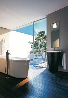Axor Urquiola | Hansgrohe US  #HansgroheUSA #BathroomDreams