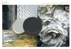 Laura Hammett - Belgravia guest bedroom concept