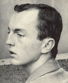 Frank O'Hara by Larry Rivers