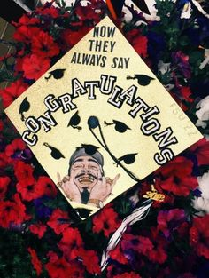 VSCO - millyfialhograduation cap idea, disney, cap ideas, high school #graduation #cap #ideas DIY, college, bow, flower , teacher, funny, bible, mexican, harry potter, greys atanomy, the office, quotes
