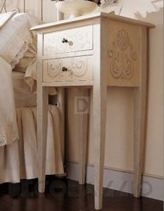 #bedsidetable #furniture #furnishings #interior #design #decoration тумба прикроватная Giusti Portos ELISEO, Gi.P150