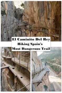 El Caminito Del Rey | Hiking Spain's Most Dangerou…