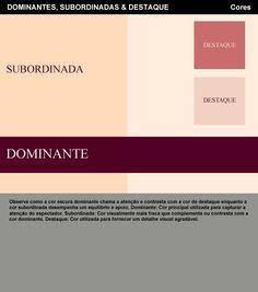 dominantes, subordinadas & destaque