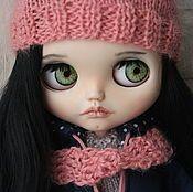 Куклы и игрушки ручной работы. Ярмарка Мастеров - ручная работа Кукла Блайз Оливия. Handmade.