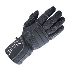 Only £31.95 - Spada Leather Gloves Axis Black. It is available from Small to XXL sizes. Get FREE Shipping with it.