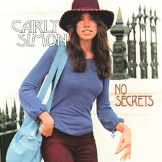 Carly Simon is adorable, and with a bra this outfit would be perfect. Or maybe I'm just jealous.
