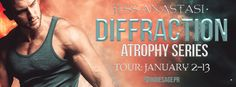 Blog Tour - Diffraction by Jess Anastasi