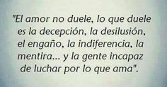 El amor | frases | Pinterest | Spanish quotes and Feelings
