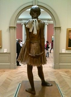 Little Dancer by Edgar Degas: What makes Her Different and Loved by All