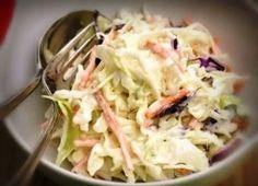 Salada Coleslaw | Americana | Receitas Gshow
