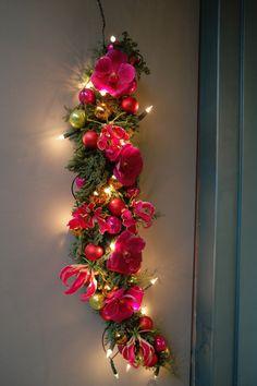 Kerstshow bij Dille Bloemen