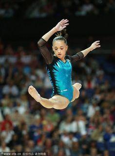 2012 London Olympics: All Around - Larisa Lordache (Romania)