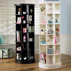 The Revolving Bookcase