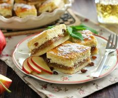 Juditka konyhája: ~ ALMÁS - TÚRÓS BÉLES ~ French Toast, Sandwiches, Gluten, Sugar, Healthy, Breakfast, Oreos, Food, Morning Coffee